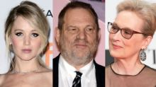Harvey Weinstein pide disculpas a Meryl Streep y Jennifer Lawrence
