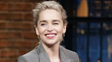 Emilia Clarke Seriously Did Not Play It Cool When She Met Prince William