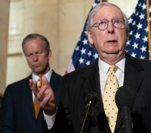 Mitch McConnell says he will stop Biden appointing a Supreme Court justice in 2024 if he can