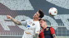 Genoa beats Lecce 2-1 to boost survival bid, Spal relegated