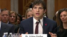 Ashton Kutcher addresses rumours he cheated on Demi Moore and praises Mila Kunis