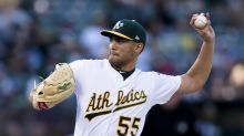 A's Sean Manaea stuns Red Sox with first no-hitter of 2018