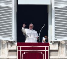 Pope Francis speaks out against 'insults'