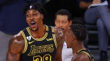 Dwight Howard is still extremely annoying, and this time it is working for the Lakers