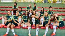 Puma fecha acordo com o Palmeiras e patrocina 23 atletas do time feminino