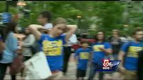 Students talk about creation of 'Boston Strong'