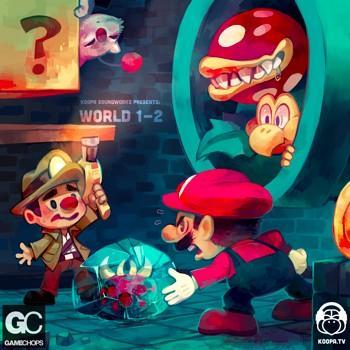 'World 1-2' album brings chiptune artists and legendary composers together