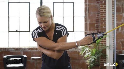 Fitness Friday - Resistance-Band Exercises That Help Synchronize Your Swing
