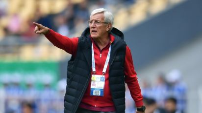More woe for Lippi as China held at home by Palestine