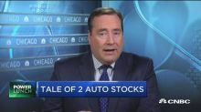 Ford 2018 profits forecast disappoints