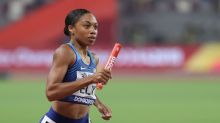 Athletics-Lyles and Felix finish strong, Metcalf comes up short at Golden Games