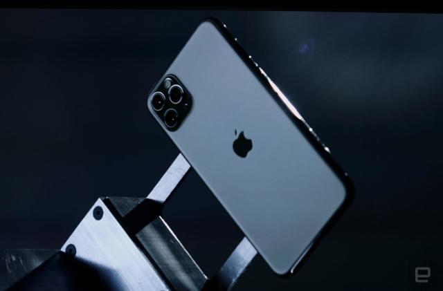 Where's my USB-C iPhone?