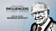 Warren Buffett joins Influencers with Andy Serwer