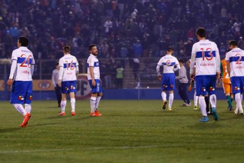 Audax Italiano goleó a Universidad Católica