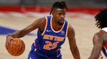 Why Knicks need starter Reggie Bullock to be a more consistent three-point shooter