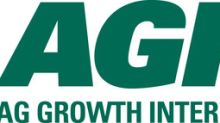 AGI Announces Second Quarter 2017 Results Release and Conference Call