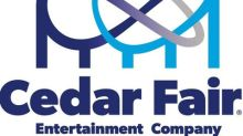 Cedar Fair to Participate June 8th in the Goldman Sachs 2021 Travel and Leisure Conference, Webcast Is Available