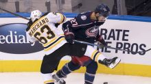 Bruins-Blue Jackets Talking Points: B's show some rust in exhibition loss