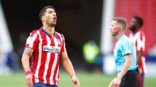 Atlético patzt - Suárez bleibt blass