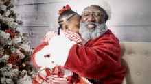 What it's like to be a black Santa: 'Kids don't see color. They see the fat man in a red suit'