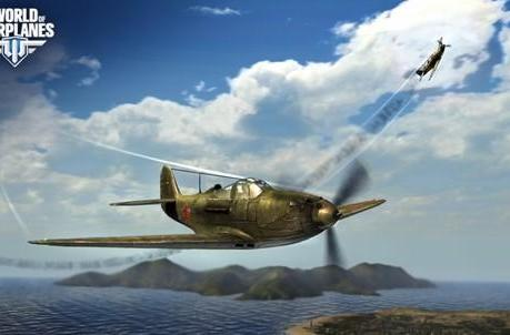 World of Warplanes classes and website announced, first screenshots glimpsed