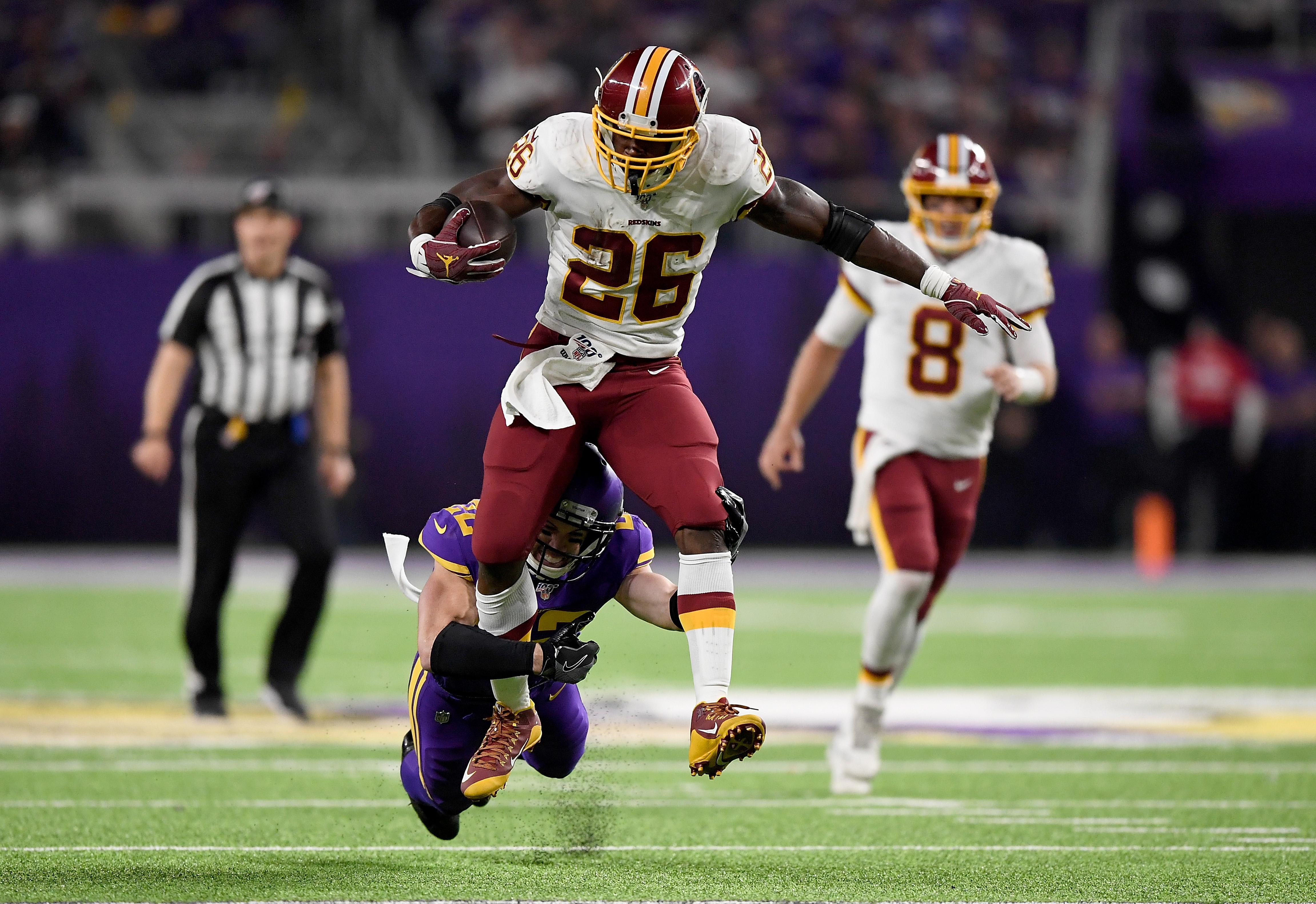 adrian peterson 2020 stats