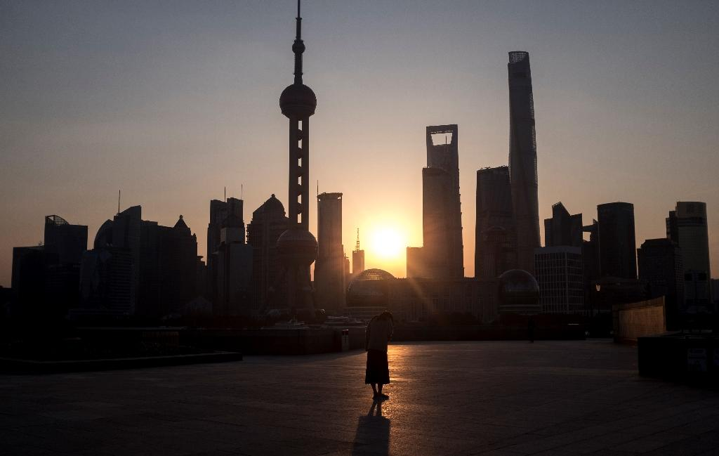 China's economy expanded at its slowest pace for nine years (AFP Photo/Johannes EISELE)