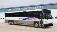 NJ TRANSIT awards MCI the third year of the 6-year contract for 182 commuter coaches