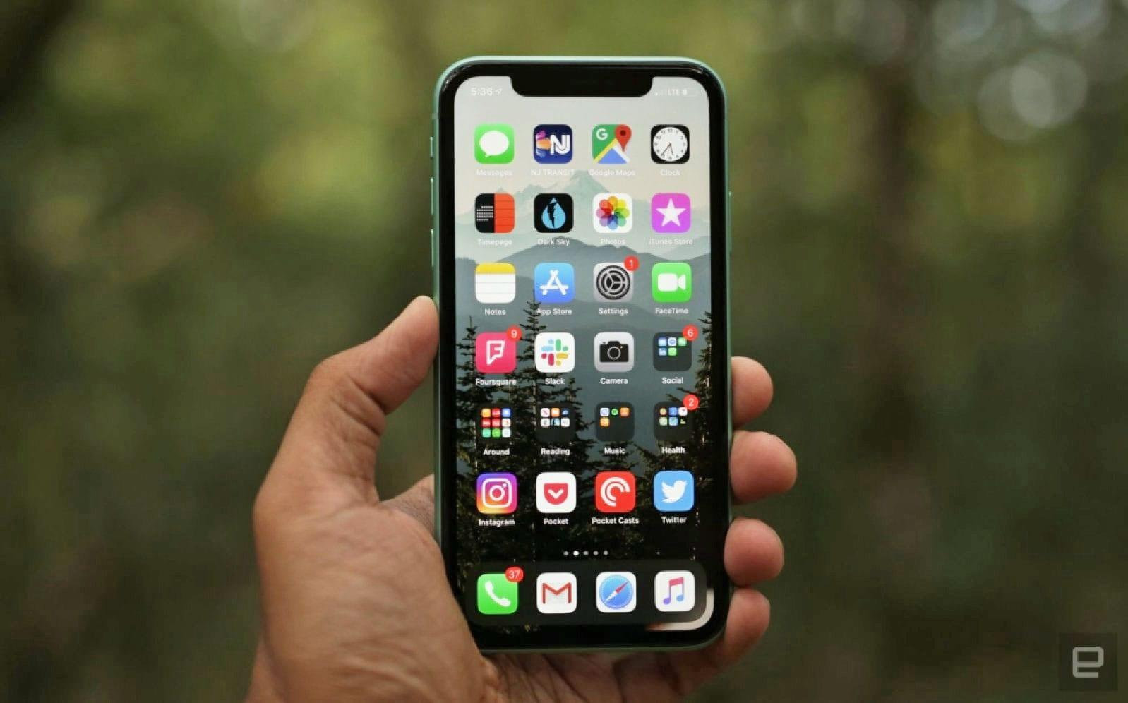 Apple warns iPhone 11 users against third-party display repairs ...