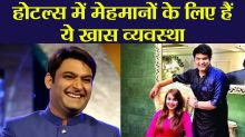 Kapil Sharma Ginni Wedding : special arrangements