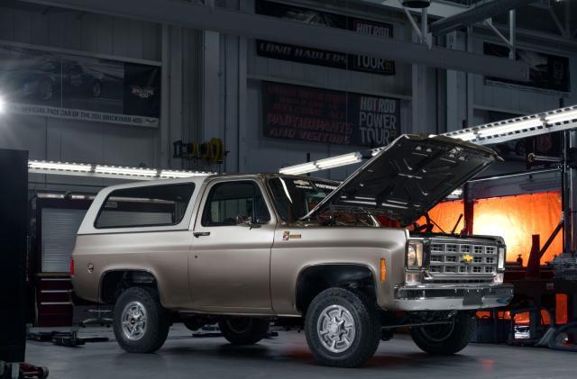 Chevy will start selling EV retrofit kits in 2021