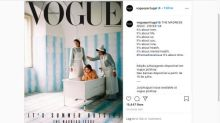 Vogue Portugal under fire for mental health cover in 'very bad taste'