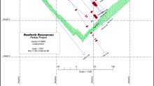 Renforth Intersects 14.1m of 2.15 g/t Gold, Including 2m of 6.69 g/t Gold