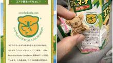 幫助澳洲 日本網民建議買「樂天熊仔餅」