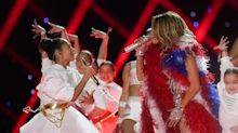Loose Women's Saira Khan calls out Jennifer Lopez for 'nepotism' after singing with her daughter at the Super Bowl