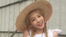 「少時」太妍將來台開唱 一連三天轟炸新莊體育館