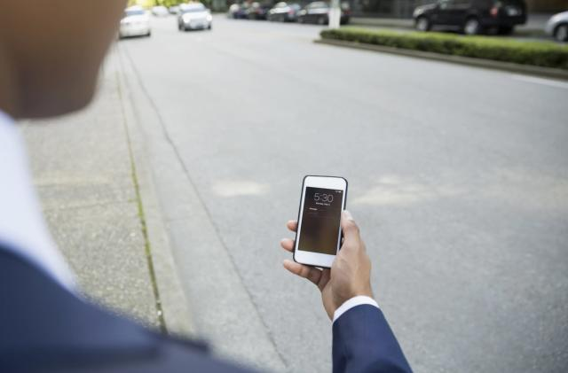 Open Curbs database could make it easier to catch an Uber