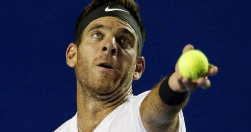 Tennis - ATP - Miami - Miami : Juan Martin Del Potro retrouvera Roger Federer au 3e tour