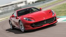 Ferrari 812 Superfast roadster on the way next year?