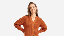 Everlane's new sweaters have us so excited for fall