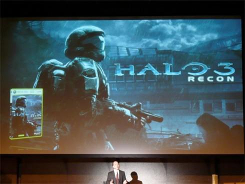 TGS 08: Bungie details Halo 3: Recon