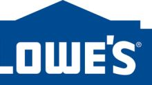 Lowe's Reports First Quarter Sales and Earnings Results