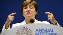 Aumentan presiones para poner fin a tensiones comerciales, dice jefa del FMI