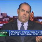 Amazon's HQ2 selection raises questions for taxpayers