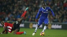 Chelsea's Kante named PFA player of the year