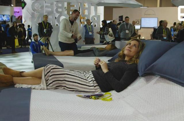 ICYMI: The Sleep Number bed keeps you cozy all night long