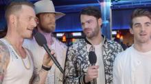Florida Georgia Line and the Chainsmokers Get Nashville Hopping for 2017 CMT Awards