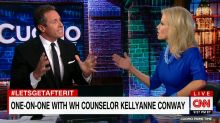 Chris Cuomo to Kellyanne Conway on Mollie Tibbetts: 'You're hijacking grief'