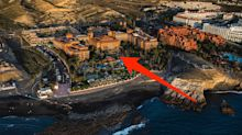 1,000 tourists on a Spanish island are quarantined in their hotel after one of them tested positive for coronavirus