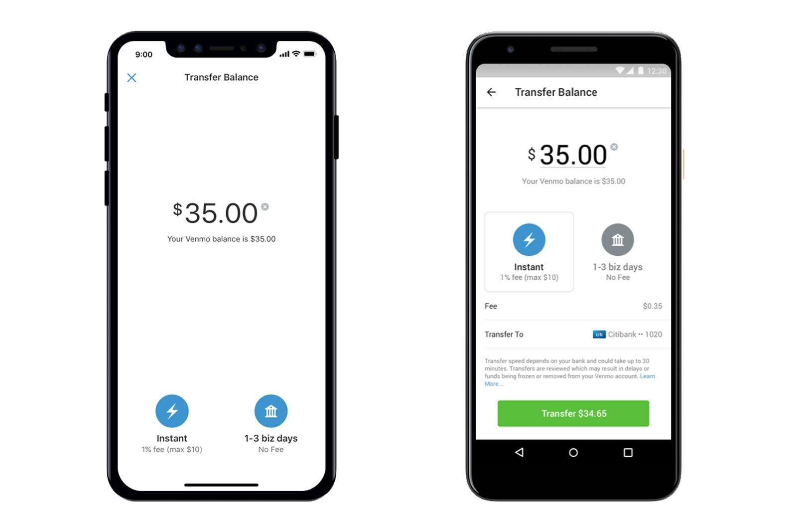 Venmo can instantly transfer money to your bank account | Engadget